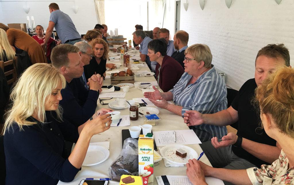 Medlemsskab & praktisk info - Netværk Randers